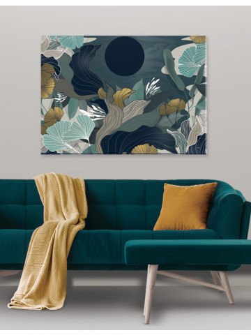 Plakat / Canvas / Akustik: Wonderful (Gul) Storformat / Panorama (Earth)