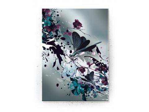 Plakat / Canvas / Akustik: Dragonfly (Disorder)
