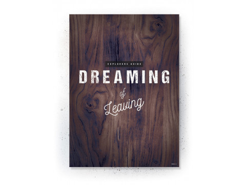 Poster / canvas / acoustic: Dreaming of Leaving (Continents of the World)