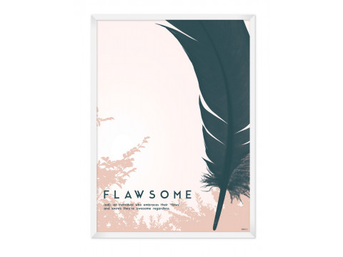 Plakat: Flawsome (Spring)