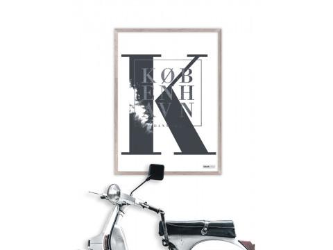 Plakat: København (STAD)