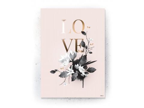 Plakat: LOVE (Obsession)
