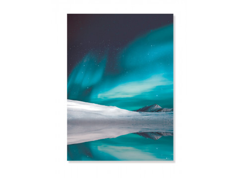 Plakat/Canvas: Polar Lake (IMAGINE)