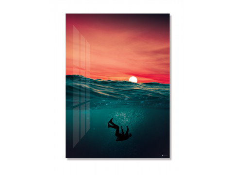 Plakat/Canvas: Submerged (IMAGINE)