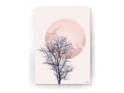 Plakat / canvas / akustik: View (MIDSOMMER)