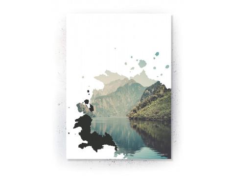 Plakat / Canvas / Akustik: VIEW (Nature)