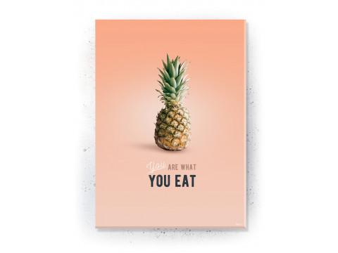 Plakat: Pineapple (KITCHEN)