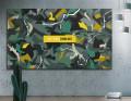 Plakat / Canvas / Akustik: Stop fitting In / Storformat (Motivational Art)
