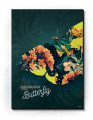 Plakat / Canvas / Akustik: Butterfly (Yellow spring)