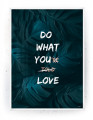 Plakat / CANVAS: Do what you're Told (Earth)