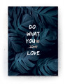 Plakat / canvas / akustik: Do what you're Told (Earth)