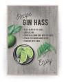 Plakater / Canvas / Akustik: Gin Hass (Kitchen / Light)