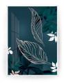 Plakat / CANVAS: Leaves 4 (Earth)