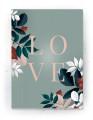 Plakat / CANVAS: LOVE 3 (Earth)