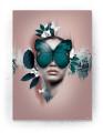 Plakat / CANVAS: Masquerade (Earth)