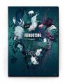 Plakat / Canvas / Akustik: Rebooting / Grøn (Gamer plakat)