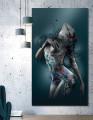 Plakat / Canvas / Akustik: Temptation II (Statements)