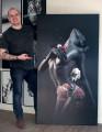 Limited Edition: Temptation (Storformat Canvas 180x100cm)
