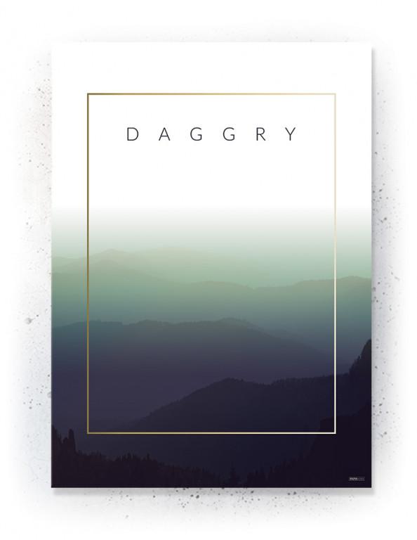 Plakat / canvas / akustik: Daggry (Fall)