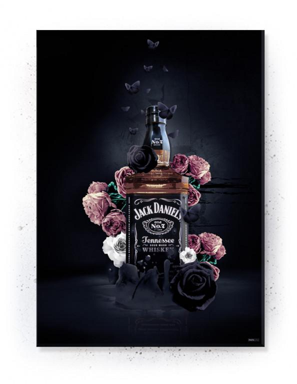 Plakat / canvas / akustik: Jack Daniels / Wiskey (Desire)