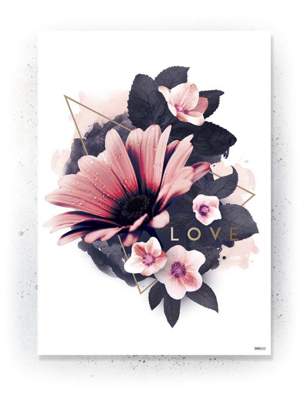 Plakat / canvas / akustik: LOVE (MIDSOMMER)
