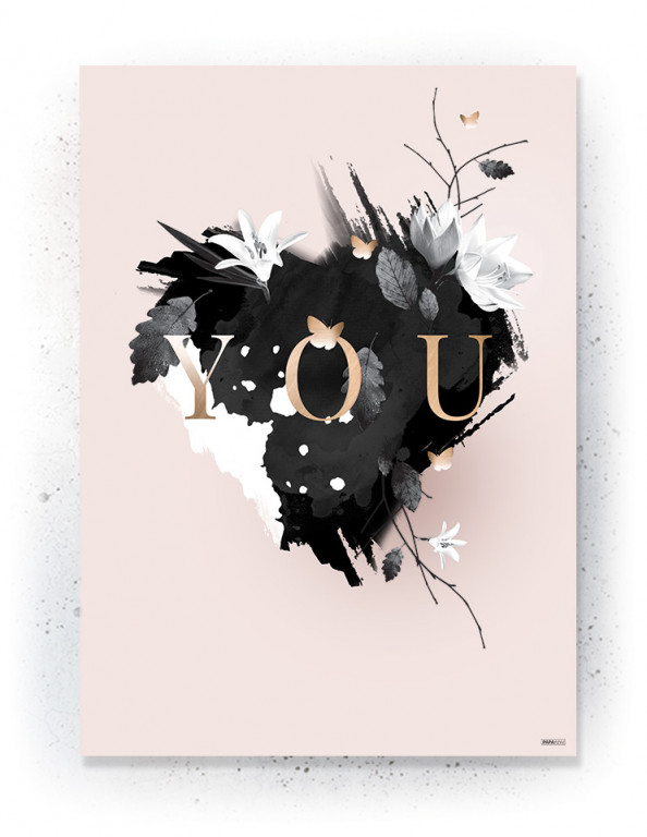 Plakat / canvas / akustik: YOU (Obsession)