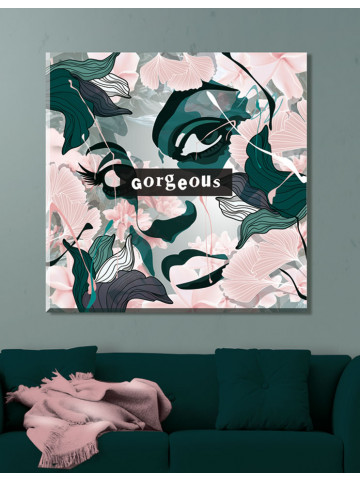 Artdrop / Canvas: Gorgeous (Limited Edition)