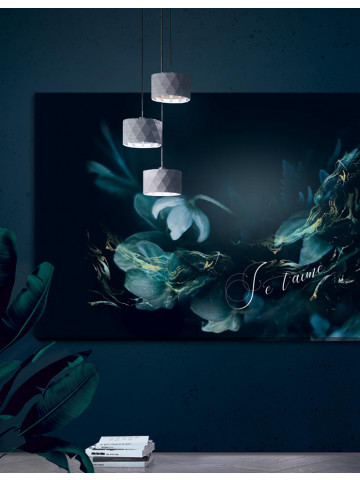 Limited Edition: Je' Taime (Storformat Canvas 180x100cm)