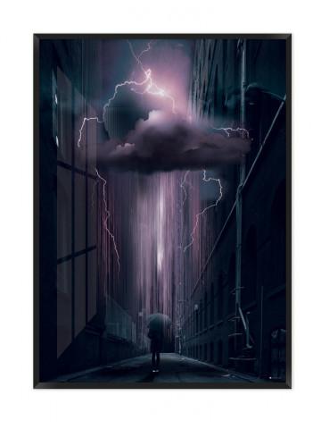Plakat/Canvas: Rain (IMAGINE)