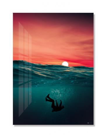 Plakat/Canvas: Submerged (IMAGINE)