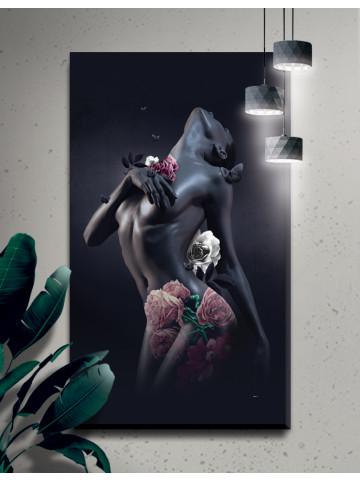Limited Edition: Temptation (Storformat Canvas 100x180cm)