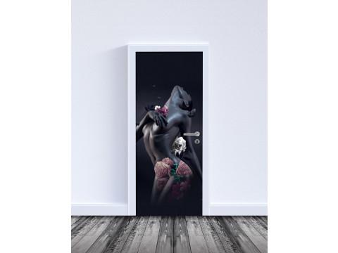 Laminat: Monstera (Selvklæbende til døre og låger).