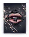 Plakat / canvas / akustik: Diamond Lips (MIDSOMMER)