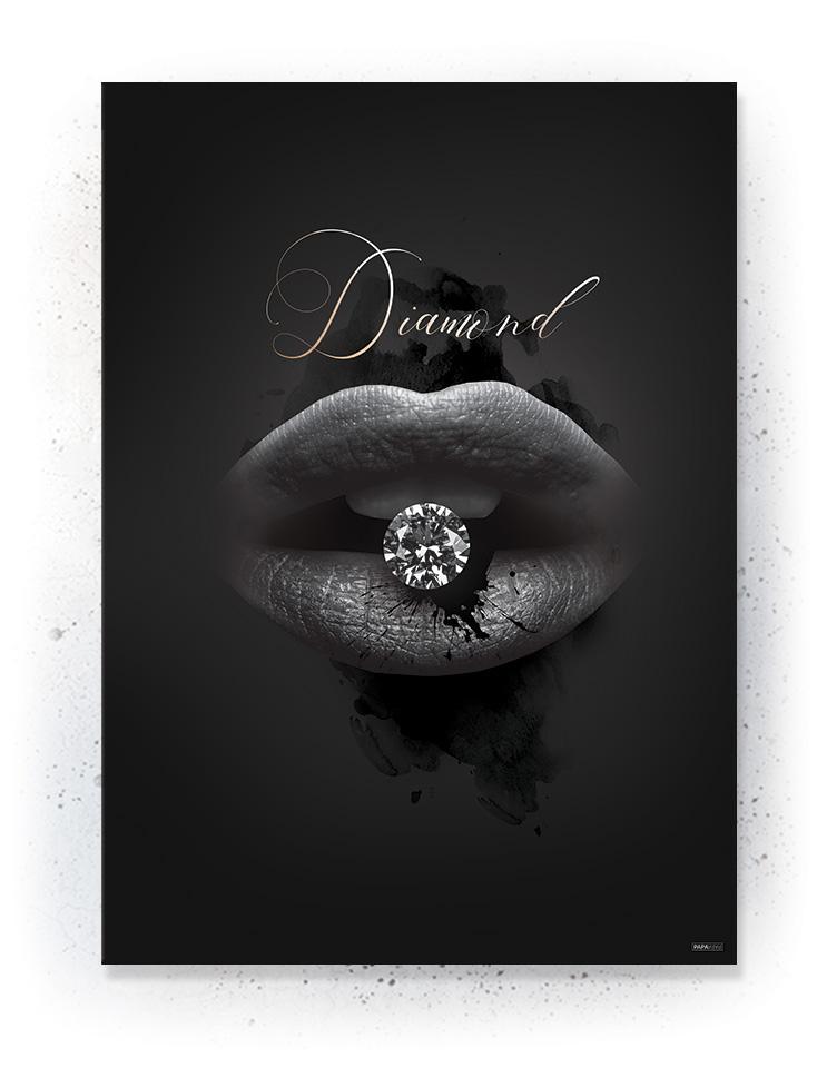Plakat / canvas / akustik: Diamond (Obsession)