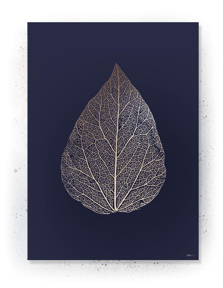 Plakat / canvas / akustik: Blad 1 (MIDSOMMER)