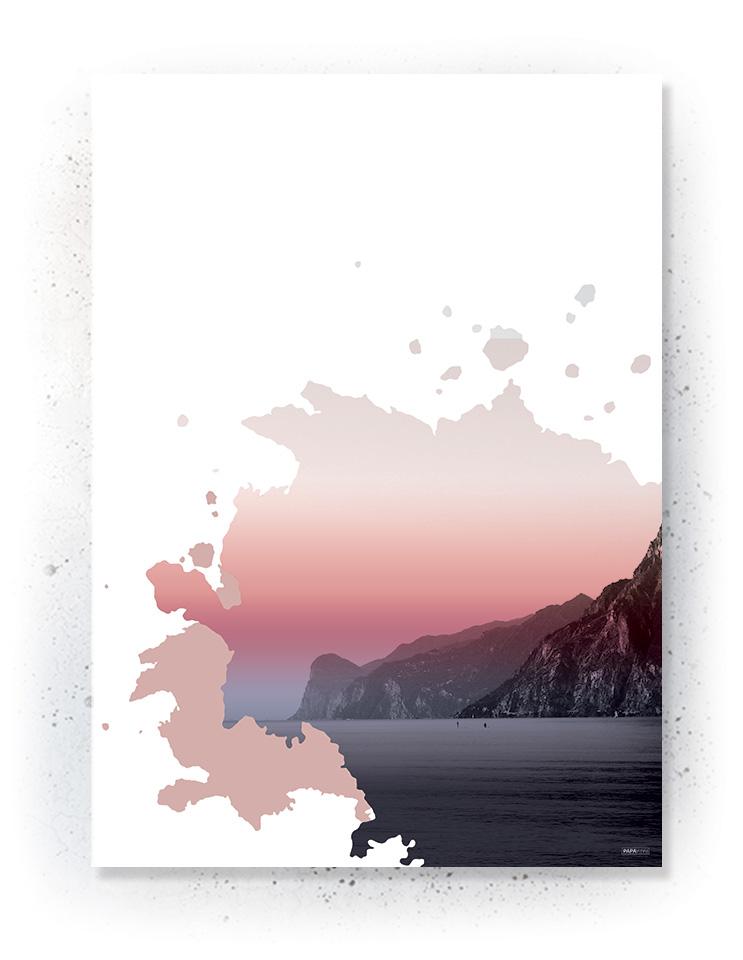 Plakat / canvas / akustik: Udsigt (MIDSOMMER)