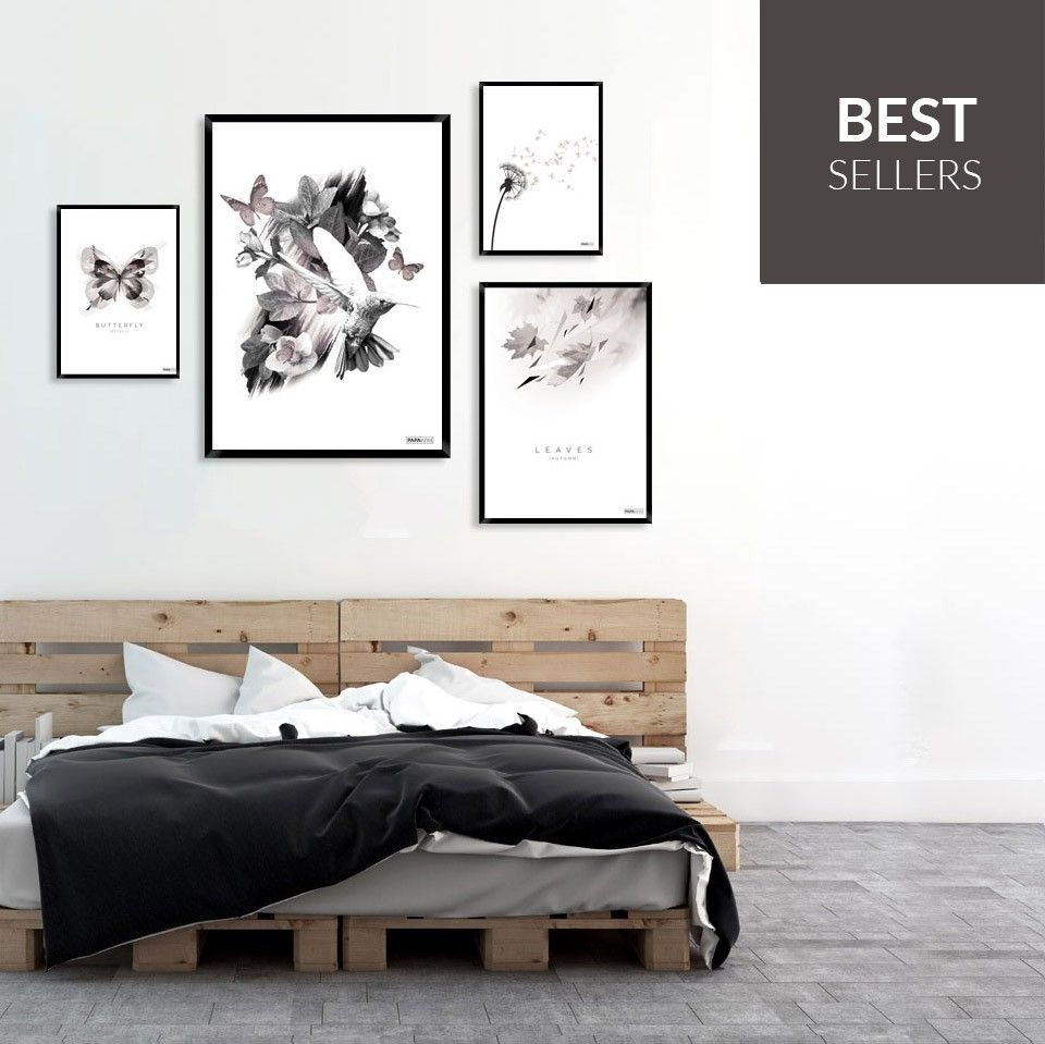 Popular posters / Bestsellers from PAPAPAPA