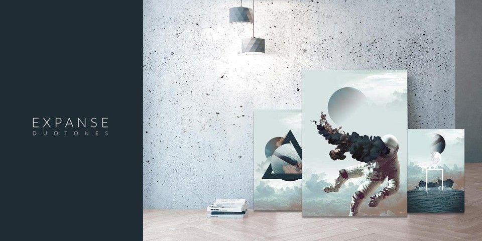Expance - Plakater fra Rummet / Space