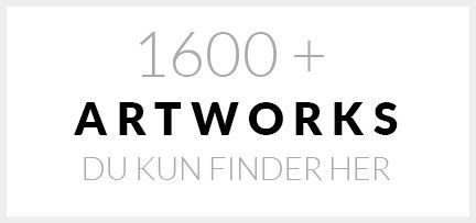 1600 Designs - køb som plakat, canvas eller akustik