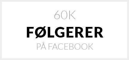 60 tusinde følgere på facebook - 15000 kunder - 35000 solgte Artworks